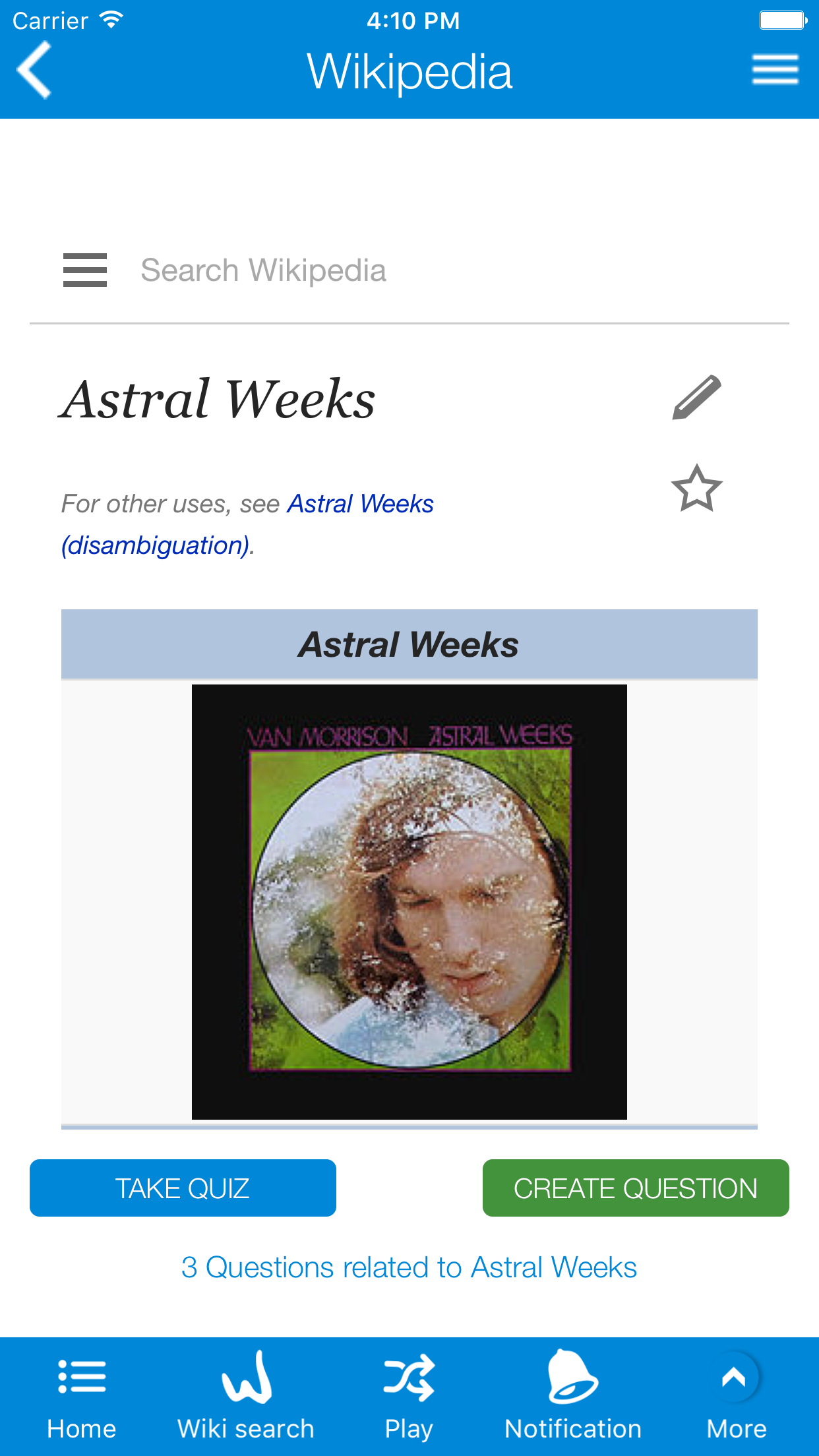 WW astral weeks screen1 wikiarticle 151019